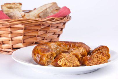 Alheira Porco Bísaro _ receita